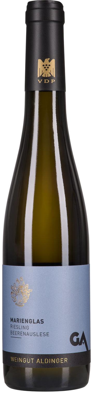 Weingut Aldinger Mareinglas Untertürkheimer Gips Riesling Beerenauslese 2015