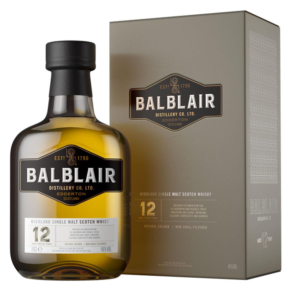 Balblair 12 Whisky
