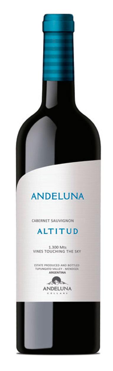 Andeluna Altitud Cabernet Sauvignon 2014