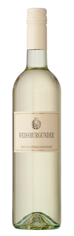 Weissburgunder Weingut Klosterkeller Siegendorf 2017