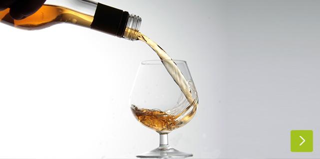 Entdecke leckere Spirituosen bei Vinum Nobile