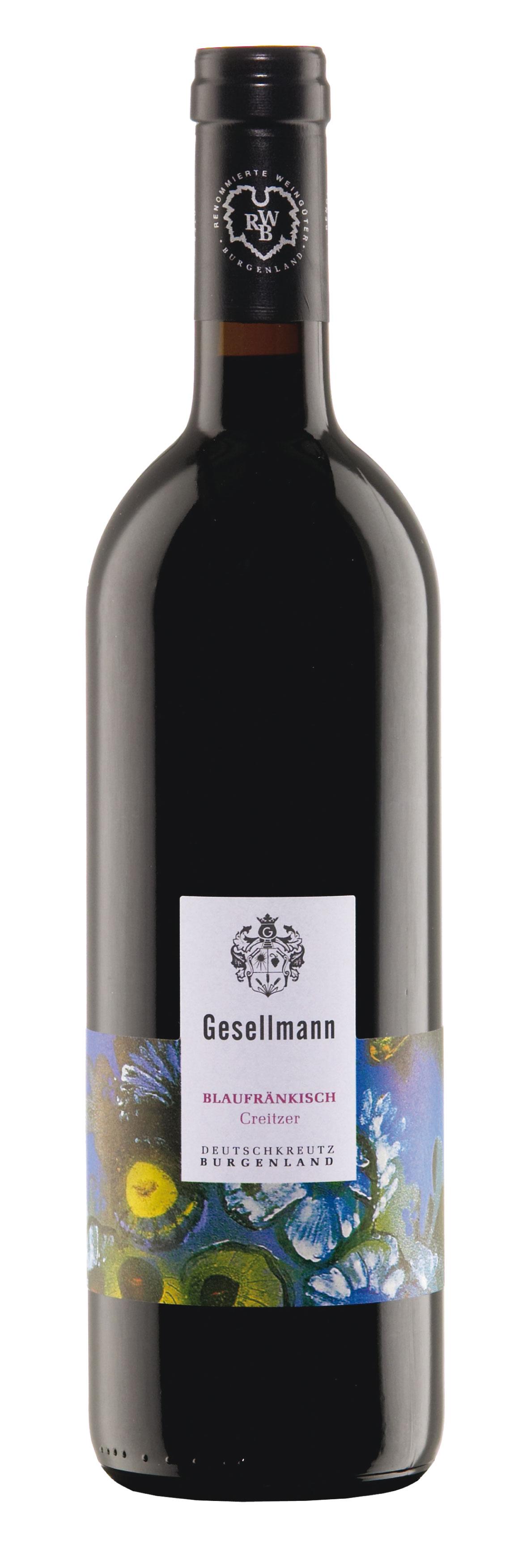 Gesellmann Blaufränkisch Creitzer Reserve 2017