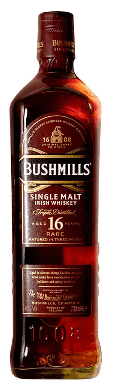 Bushmills Single Malt Irish Whiskey 16 Years
