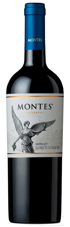 Montes Reserva Merlot 2017
