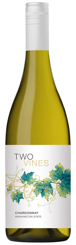 Columbia Crest Two Vines chardonnay 2018