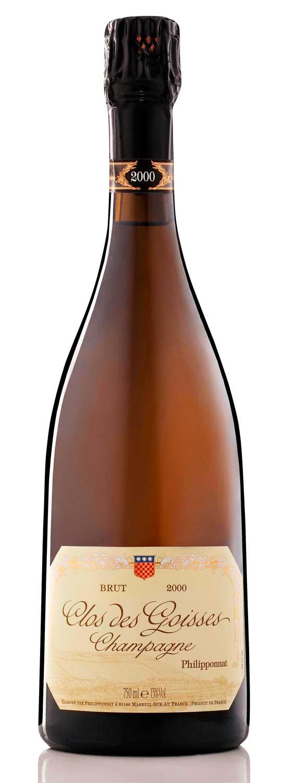 Clos des Goisses Champagne Philipponnat 2005 Brut