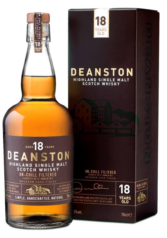 Amerikanischer Whisky Deanston 18 Years Old