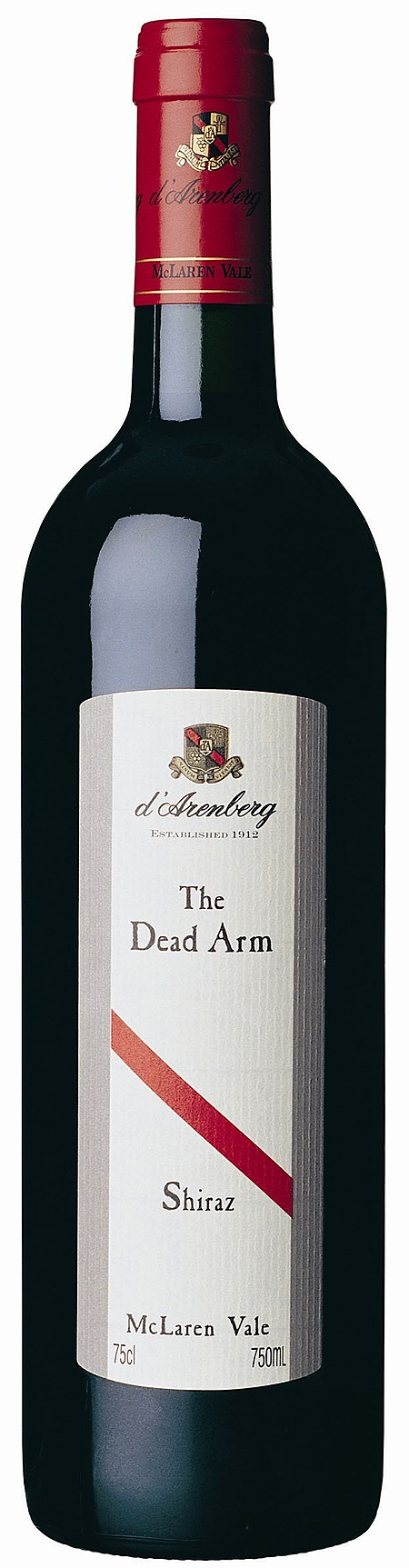 d'Arenberg The Dead Arm Shiraz 2016
