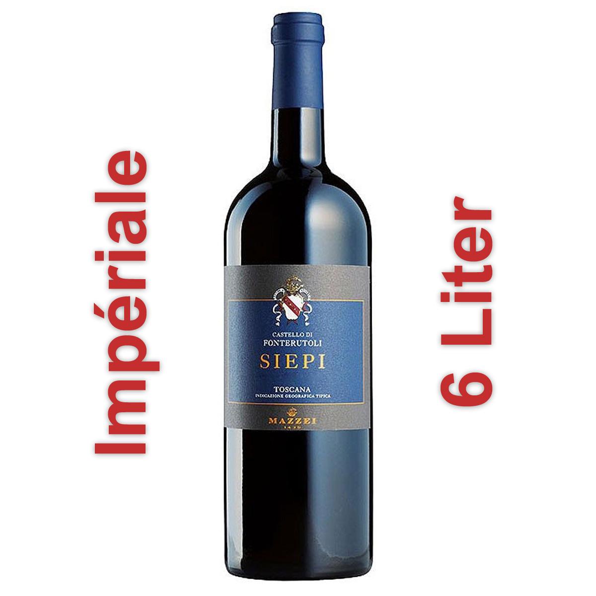 Mazzei Siepi 2015 Imperiale (6,0 Liter)