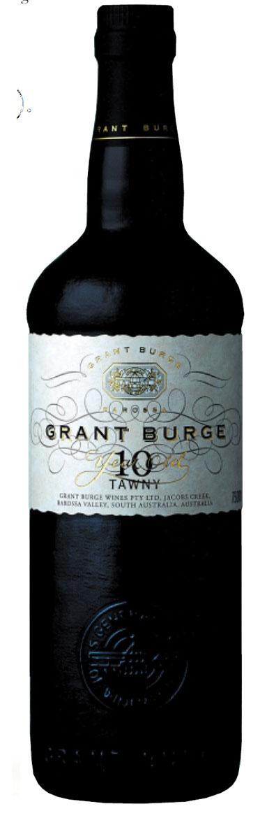 Grant Burge 10 Years Old Tawny
