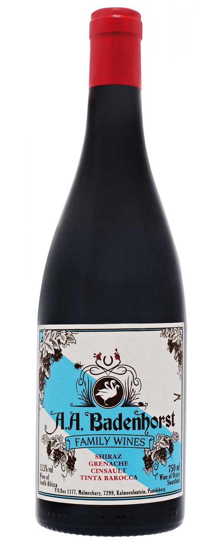 A.A Badenhorst Family Wines 2014