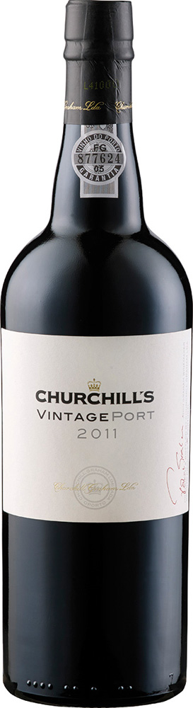 Churchill´s  Vintage Port 2011
