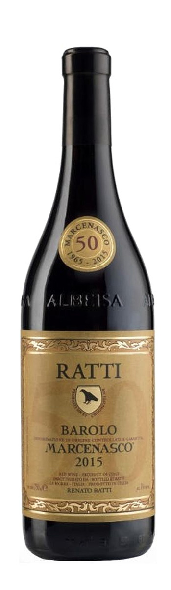 Ratti Barolo Marcenasco 2015