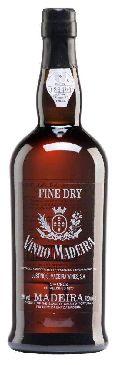 Fine Dry Vinho Madeira Portwein