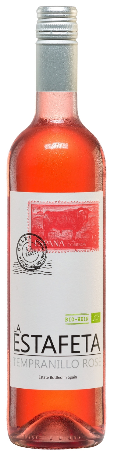 La Estafeta Tempranillo Rose 2019