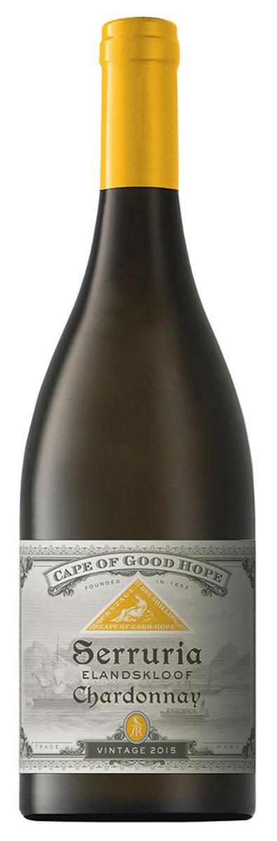 Cape of Good Hope Serruria Elandskloof Chardonnay 2017