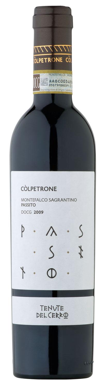 Colpetrone Montefalco Sagrantino Passito DOCG 2009