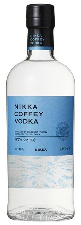 Japanischer Vodka Nikka Coffey