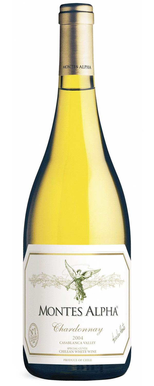 Montes Alpha Chardonnay 2018