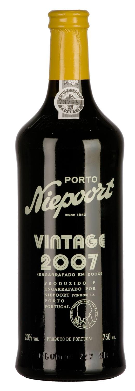 Porto Niepoort Vintage 2007 Portwein