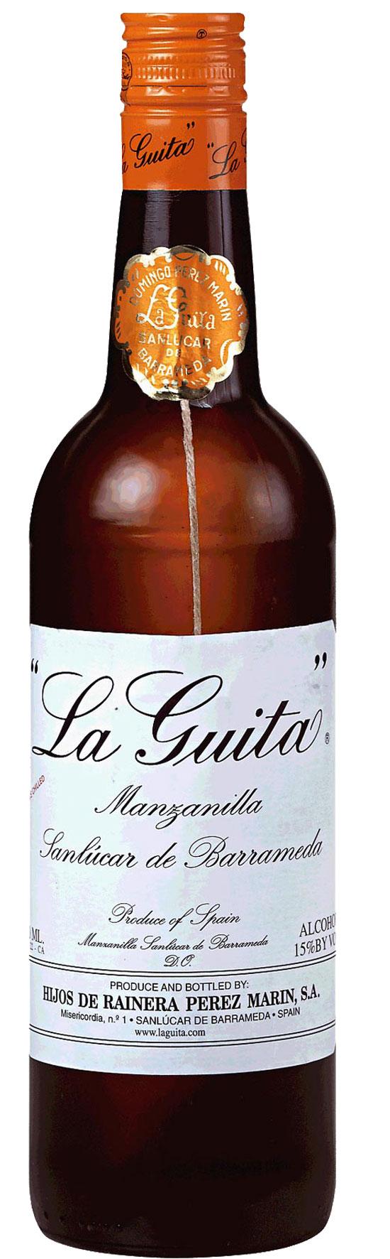 Sherry Fino Manzanilla La Guita