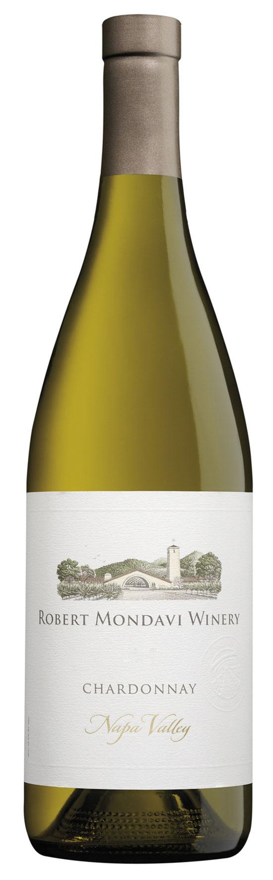 Robert Mondavi Winery Napa Valley Chardonnay 2017