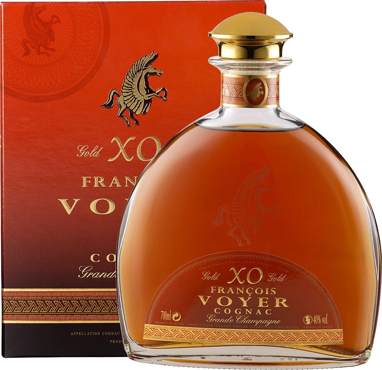 Cognac Francois Voyer Grande Champagne