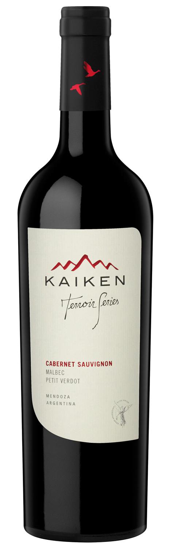 Kaiken Terroir Series Cabernet Sauvignon 2018