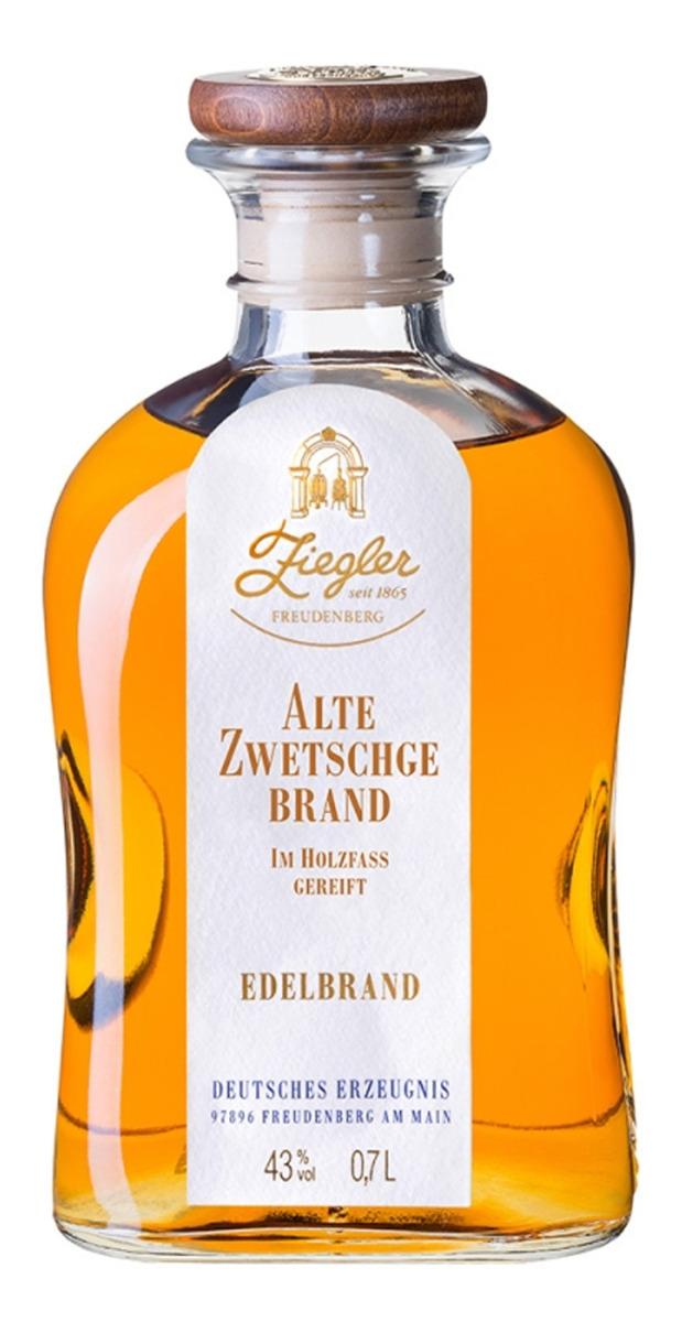 Ziegler Alte Zwetschge Brand
