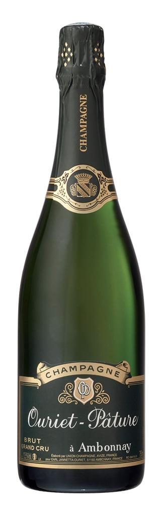 Champagne Ouriet Pature Brut Grand Cru