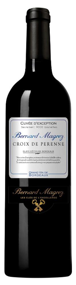 Cuvee D'Exception Bernard Magrez Croix de Perenne 2012