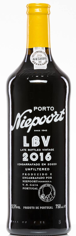Porto Niepoort LBV 2016 Portwein