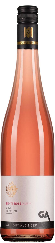 Weingut Aldinger Bentz Rose Cuvee trocken 2020