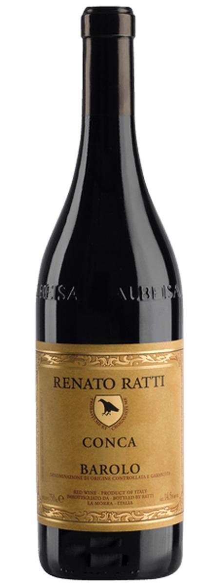 Renato Ratti Barolo Conca 2016