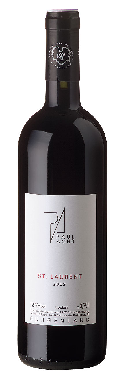 Paul Achs St. Laurent 2018