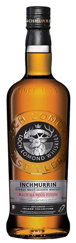 Inchmurrin Single Malt Scotch Whisky Madeira Wood Finnish