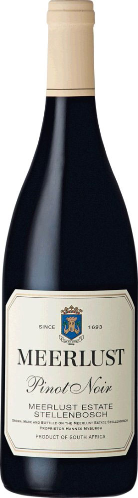 Pinot Noir 2016 Meerlust Wine Estate