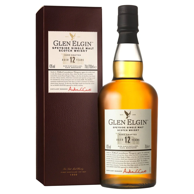 Glen Elgin 12 Whisky