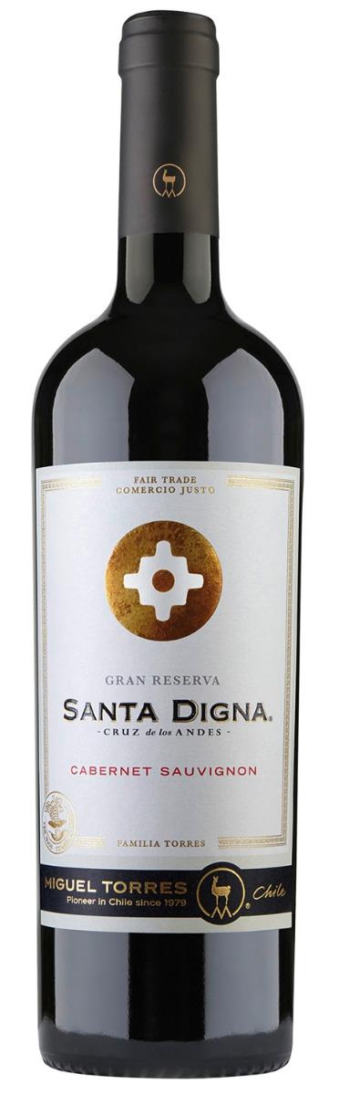 Santa Digna Gran Reserva Cabernet Sauvignon 2018