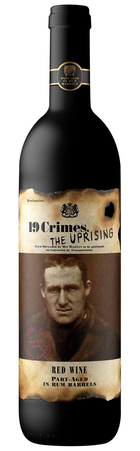 19 Crimes The Uprising 2019