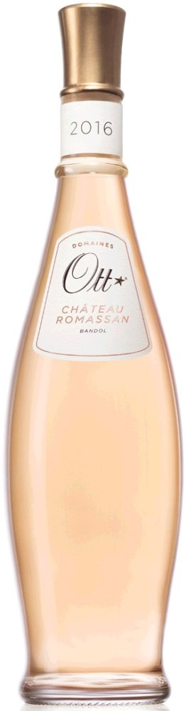 Domaines Ott Chateau Romassan Bandol Rose 2019