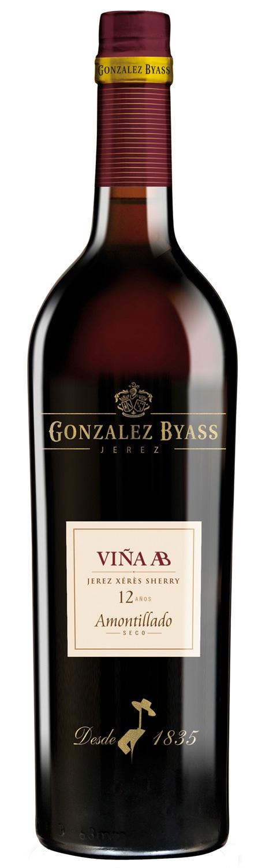Gonzalez Byass Vina AB Amontillado