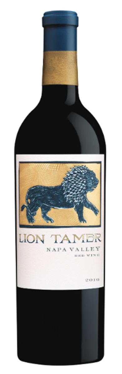 Lion Tamer Napa Valley Red Wine 2016