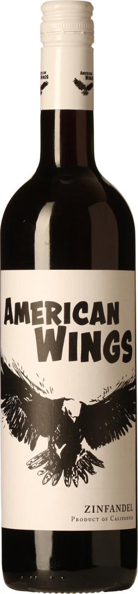 American Wings Zinfandel 2016