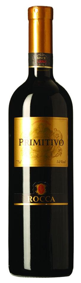 Rocca Primitivo Puglia 2019