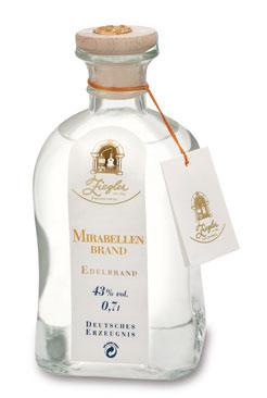 Ziegler Mirabellen Brand 0,35l.