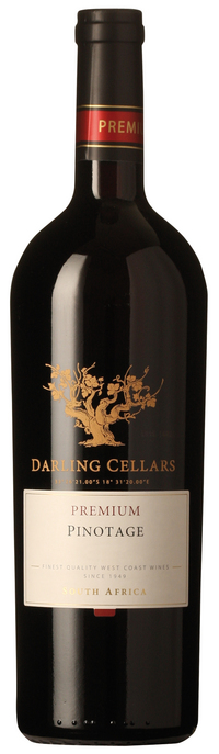 Darling Cellars Premium Pinotage 2012