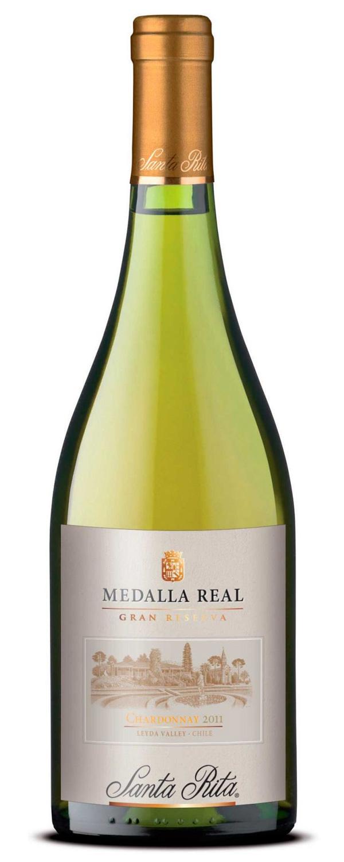 Santa Rita Medalla Real Gran Reserva Chardonnay 2020