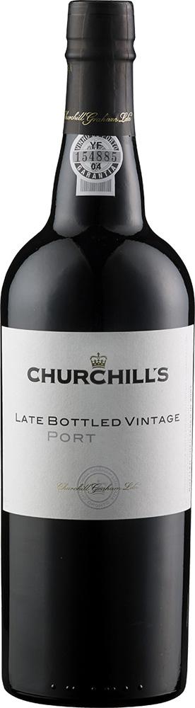 Churchill´s Late Bottled Vintage 2015 Portwein
