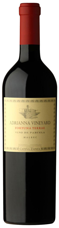 Adrianna Malbec Fortuna Terrae Vino de Parcela Malbec 2015